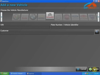 PSA COM diagnostic tool interface | digimasterblog